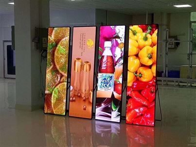 Customized led display